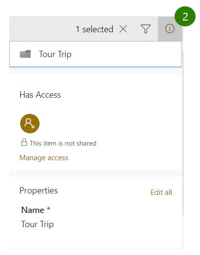Manage Access