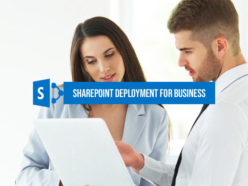 sharepoint deployment
