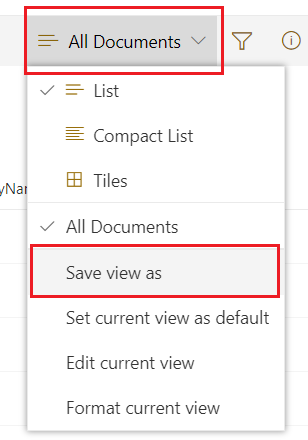 Hide sharepoint document library