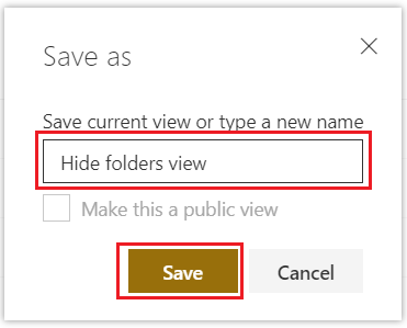 save as SharePoint folder