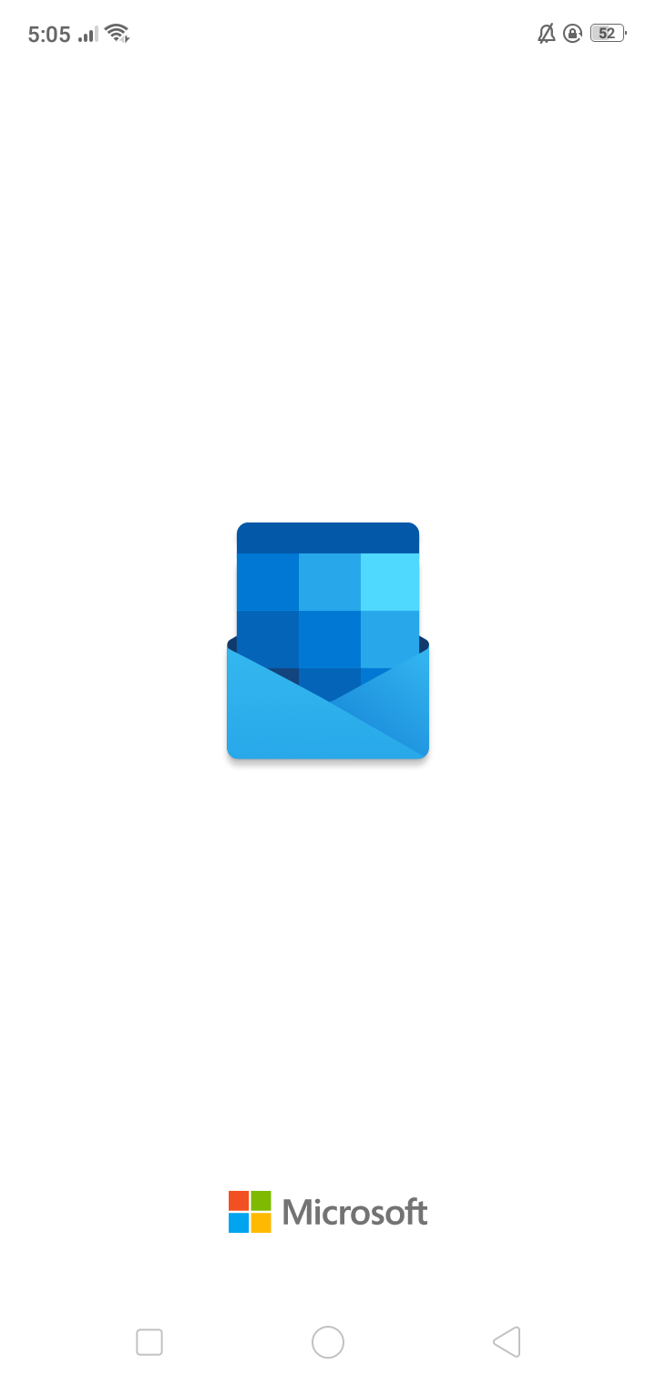 Outlook implementation